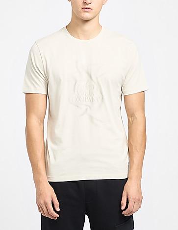 CP Company 3D Logo Print T-Shirt