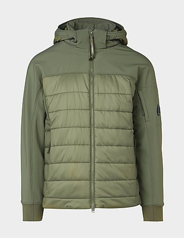 CP Company Pocket Quilted Lens Jacket