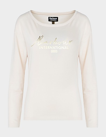 Barbour International Picard T-Shirt