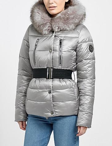 Barbour International Chromium Quilted Jacket