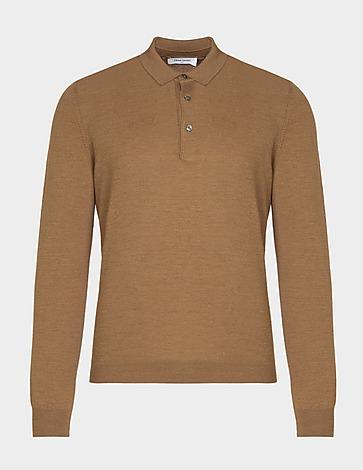 Gran Sasso Merino Polo Shirt