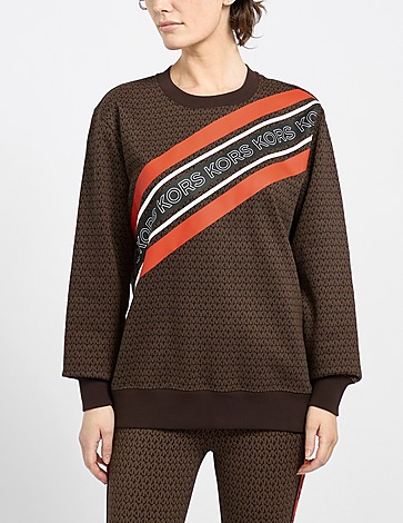Michael Kors Logo Line Sweatshirt