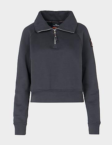 Parajumpers Stand 1/4 Zip Sweatshirt
