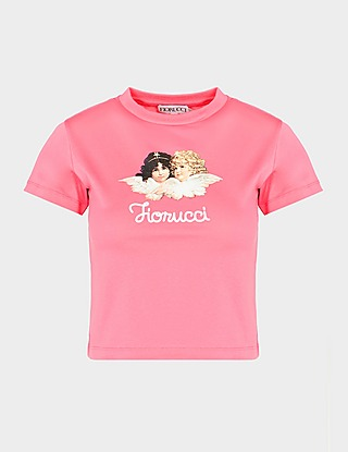 Fiorucci Squiggle Angel T-Shirt