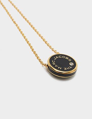 Marc Jacobs Medallion Pendant Necklace