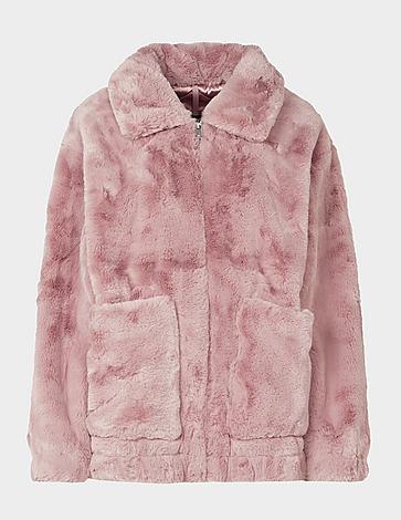 UGG Kiana Faux Fur Jacket