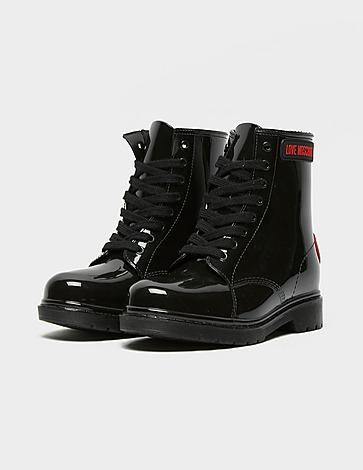 Love Moschino Rain Boots