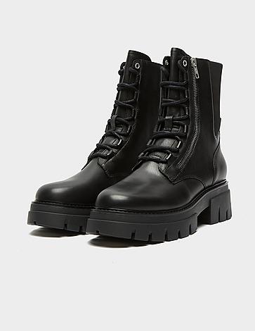 Ash Lets Zip Biker Boots