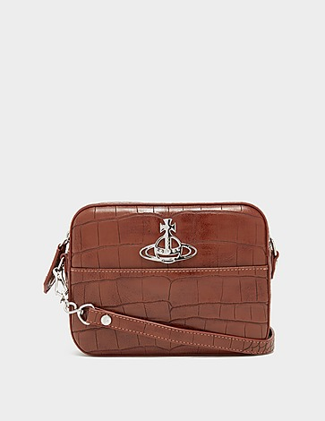 Vivienne Westwood Joanna Cross Body Croc Bag