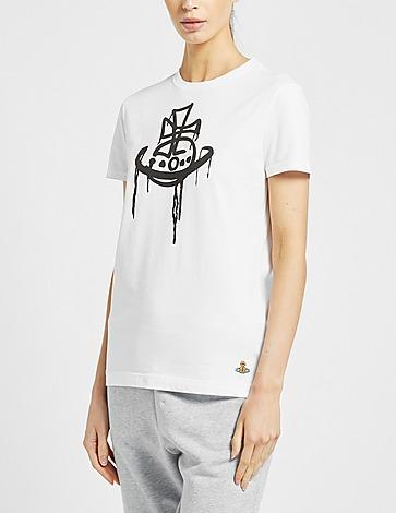 Vivienne Westwood Drip Orb T-Shirt