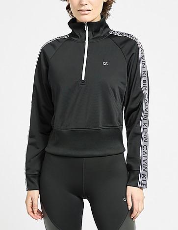 Calvin Klein Performance Icon Zip Sweatshirt