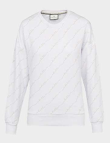 ODolls Collection All Over Print Logo Sweatshirt