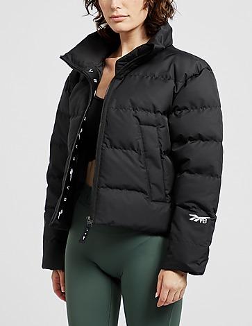 Reebok x Victoria Beckham Crop Puffa Jacket
