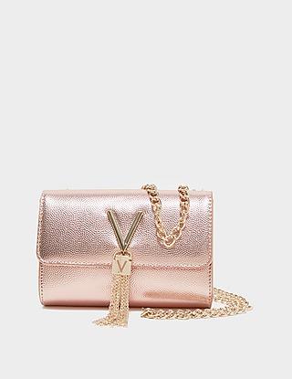 Valentino Bags Divina Chain Shoulder Bag