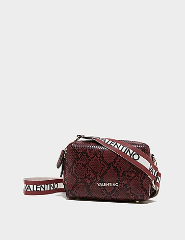 Valentino Bags Pattie Croc Camera Bag