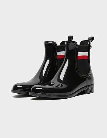 Tommy Hilfiger Ribbon Rain Boots