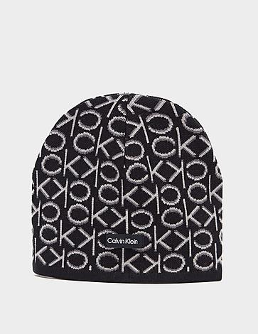 Calvin Klein Womenswear Monogram Beanie