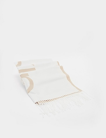 Calvin Klein Womenswear Fringe Scarf