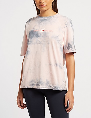Tommy Hilfiger Sport Tie Dye T-Shirt