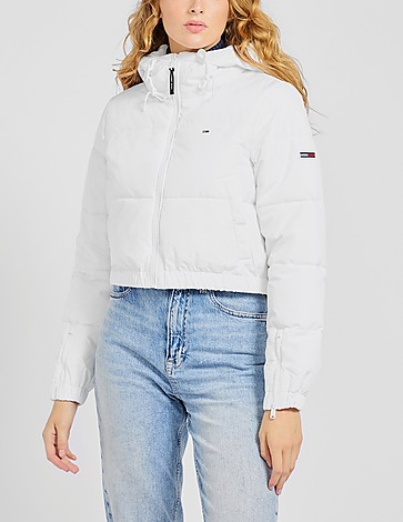 Tommy Jeans Cropped Puffer Jacket