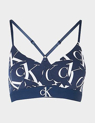 Calvin Klein Underwear All Over Print Bralette