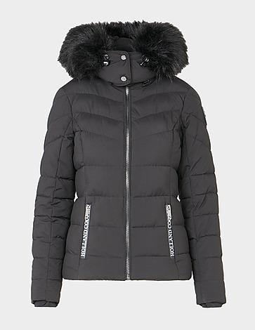Holland Cooper Whistler Puffer Jacket