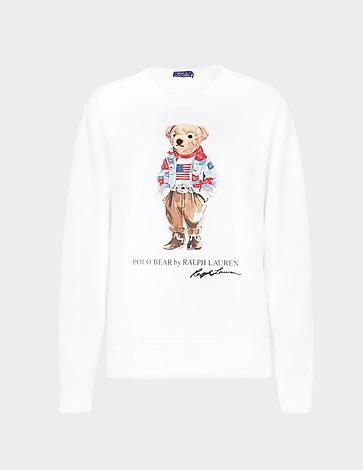 Polo Ralph Lauren Denim Bear Sweatshirt