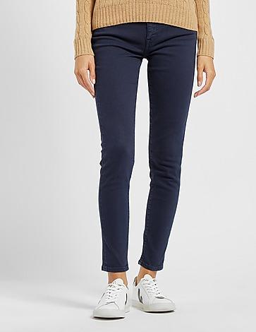 Polo Ralph Lauren Pocket Polo Skinny Jeans