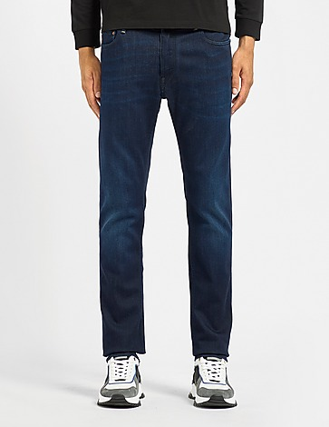 Handpicked Yellow Stitch Jeans
