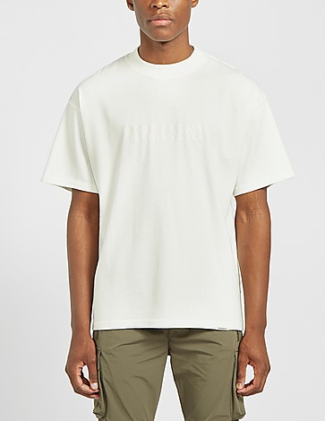 Represent Embroidered Logo T-Shirt