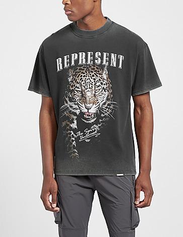 Represent Leopard T-Shirt