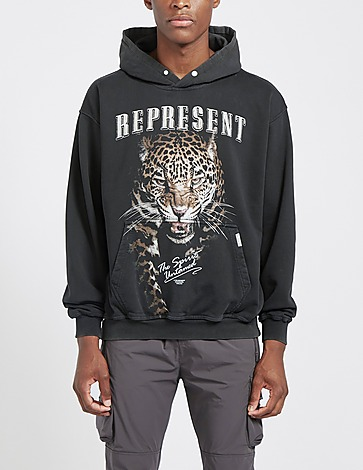 Represent Leopard Hoodie