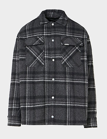 Represent Capoto Check Overshirt