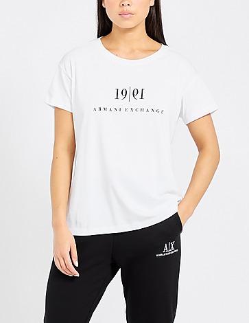 Armani Exchange 1991 Graphic T-Shirt