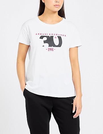 Armani Exchange 30th Graphic T-shirt