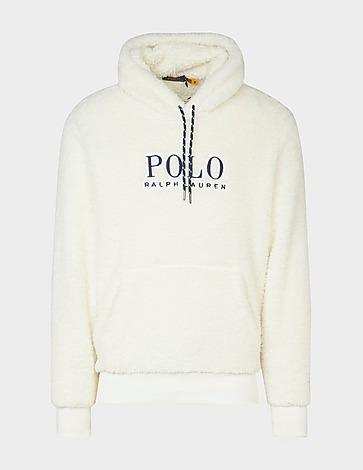 Polo Ralph Lauren Hi-pile Fleece Logo Hoodie