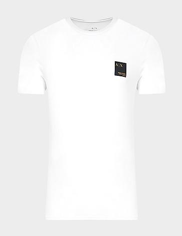 Armani Exchange Gold Patch T-Shirt
