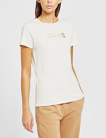 BOSS Gold Logo T-Shirt
