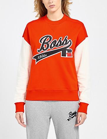 BOSS x Russell Athletic Logo Sweatshirt