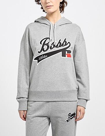 BOSS x Russell Athletic Logo Hoodie