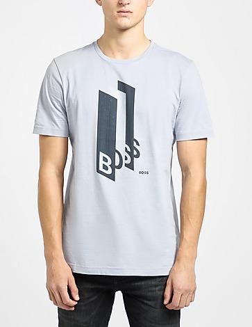BOSS Domino Logo T-Shirt
