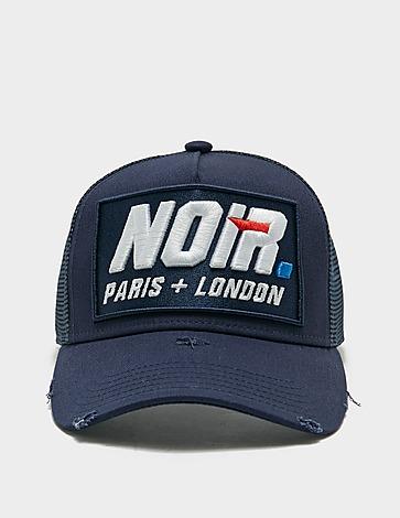 societe NOIR Trucker Logo Cap