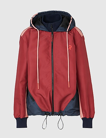 Red Run Activewear Technical Waterproof Windbreaker