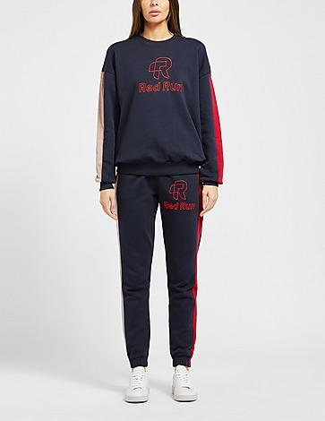 Red Run Activewear Parisian Night Sweat & Jogger Set