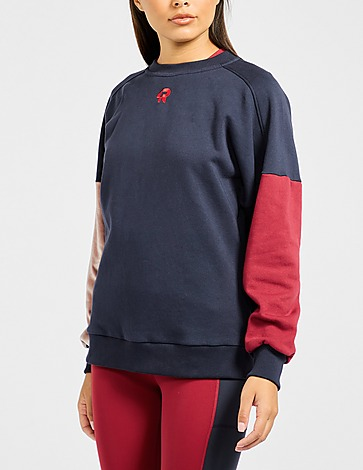 Red Run Activewear Parisian Night Zip Sweatshirt