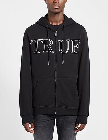 True Religion True Zip Up Hoodie
