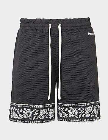 Profound Paisley Shorts