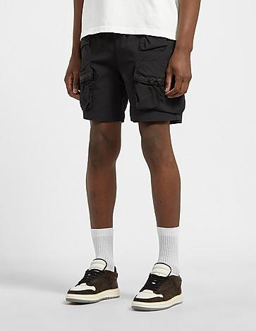 Profound Nylon Cargo Shorts