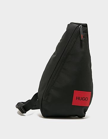 HUGO Patch Mono Strap Bag