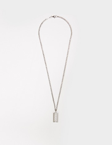 HUGO E Cut Necklace